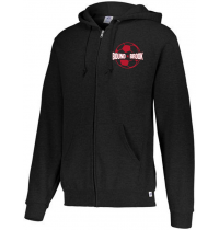 Russell Dri Power Fleece Full Zip Hoodie