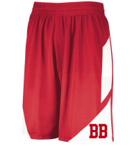 Augusta Step-Back Basketball Short