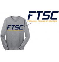 P&C Core LS Cotton Tee FTSC Fan Wear