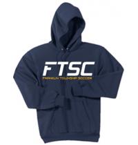 Port & Company Core Fleece Pullover Hooded Sweatshirt
