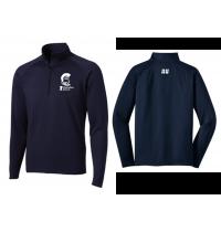 San Mar/Sport-Tek Sport Wick Stretch 1/2-Zip Pullover