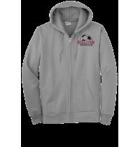 P&C Essential Fleece Full-Zip Hooded Sweatshirt