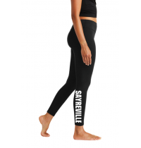 Sport-Tek Ladies 7/8 Leggings