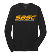 Port & Co. Core LS Cotton Tee SBSC Fan Wear