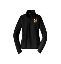 Sport-Tek Women's Sport Wick Stretch 1/2-Zip Pullover