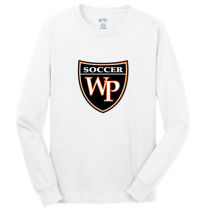 Port and Company Core Cotton Long Sleeve Tee